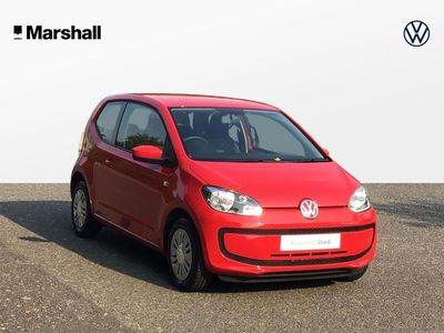 used VW up! 1.0 Move 3dr