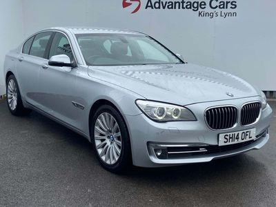 used BMW 730 7 Series 3.0 d SE (s/s) 4dr