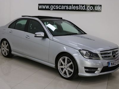 used Mercedes C350 C Class 3.0CDI BlueEFFICIENCY Sport 7G-Tronic 4dr (COMAND)