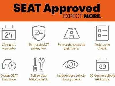 used Seat Mii E