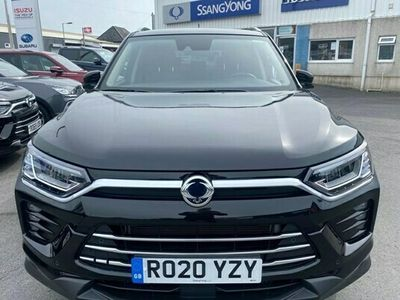 used Ssangyong Korando SUV Ultimate auto 5d