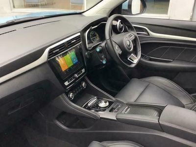 used MG ZS 105kW Exclusive EV 45kWh 5dr Auto