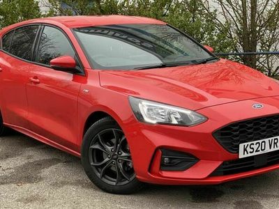 used Ford Focus ST-Line