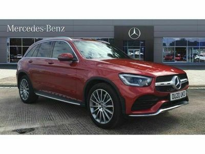 used Mercedes 220 GLC4Matic AMG Line Premium 5dr 9G-Tronic Diesel Estate 2.0