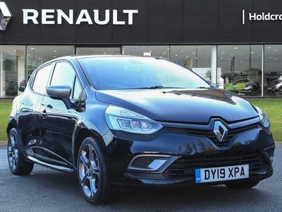 used Renault Clio 1.5 dCi 90 GT Line 5dr Auto