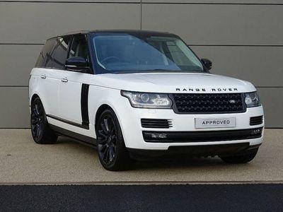 used Land Rover Range Rover 3.0 Tdv6 Vogue Se 4Dr Auto