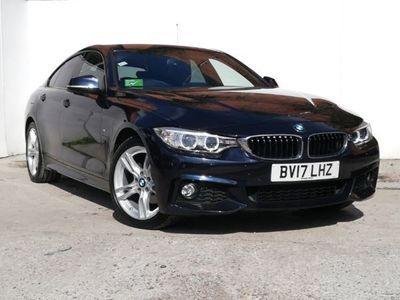 used BMW 420 4 Series d [190] M Sport 5dr [Professional Media]