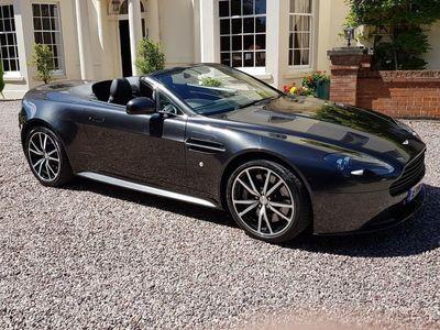 used Aston Martin V8 Vantage 4.7SP10 Roadster Sportshift 2dr