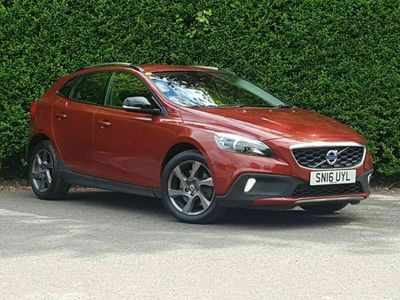 used Volvo V40 CC D2 [120] Lux 5dr 2.0