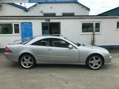 used Mercedes CL500 CL[7] 2dr Auto