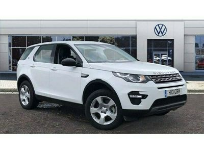 used Land Rover Discovery Sport 2.0 TD4 SE Tech 5dr [5 Seat] Diesel Station Wagon