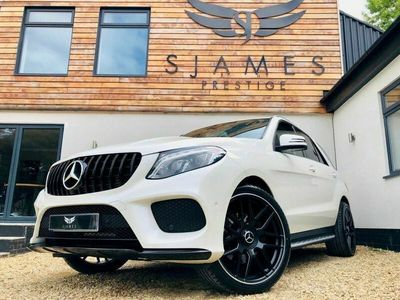 used Mercedes GLE350 Gle-Class 3.0D 4MATIC AMG LINE 5d AUTO 255 BHP