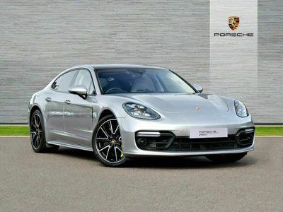 used Porsche Panamera Turbo S E-Hybrid