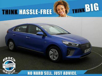 used Hyundai Ioniq PREMIUM SE 2017 (17)