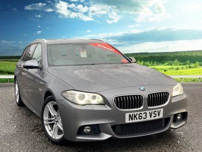 used BMW 518 5 Series D M Sport 5Dr Step Auto
