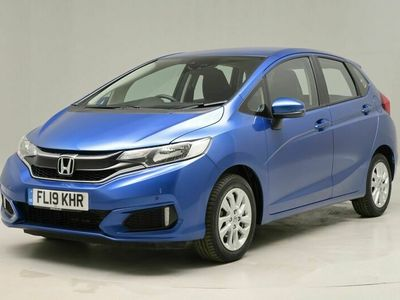 used Honda Jazz 1.3 i-VTEC SE 5dr - DAB/CD/USB - BLUETOOTH AUDIO - 15IN ALLOYS