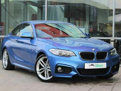 used BMW 228  2 Series 2.0 i M Sport Automatic Automatic 2-Door
