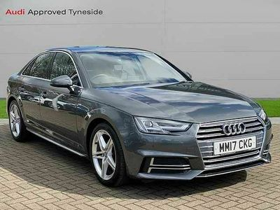 used Audi A4 Saloon S line 2.0 TFSI 190 PS S tronic