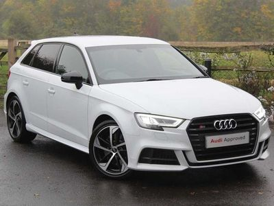 used Audi A3 S3 TFSI 300 Quattro Black Edition 5dr S Tronic