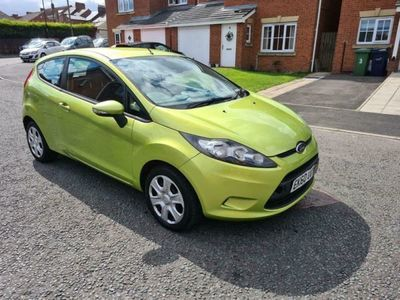 used Ford Fiesta 1.4 TSI FR [Technology Pack]