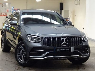 used Mercedes GLC43 AMG GLC Coupe4Matic 5dr MCT