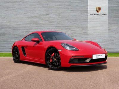 used Porsche 718 Cayman GTS PDK Semi Auto 2-Door