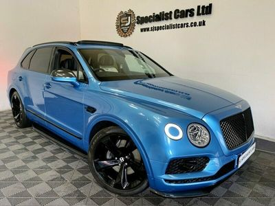 used Bentley Bentayga 4.0 V8 D 5DR AUTOMATIC