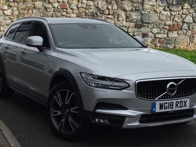 used Volvo V90 CC T6 [310] Pro 5Dr Awd Geartronic
