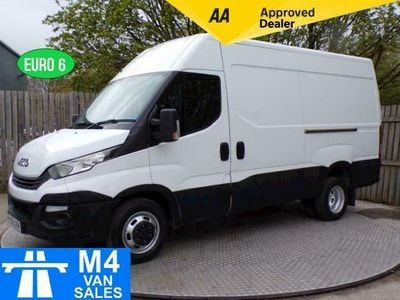 used Iveco Daily 35C18 3.0 MWB High Roof Euro 6