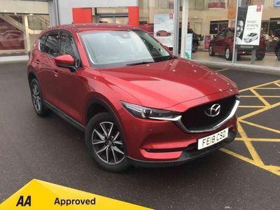 used Mazda CX-5 2.2d Sport Nav 5 door Automatic