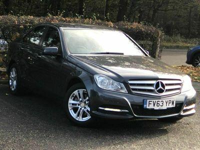 used Mercedes C220 C-ClassCDI BlueEFFICIENCY Executive SE 4dr Auto