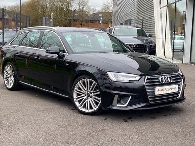 used Audi A4 2019 Swindon 35 TFSI S Line 5dr S Tronic