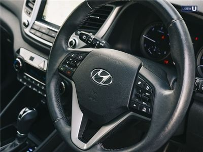 used Hyundai Tucson 1.7 CRDi Blue Drive Premium SE DCT (s/s) 5dr