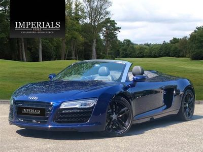 used Audi R8 Coupé SYPDER 4.2 FSI V8 S TRONIC QUATTRO Convertible 2014