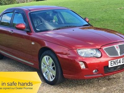 used Rover 75 1.8 T Contemporary SE 4dr