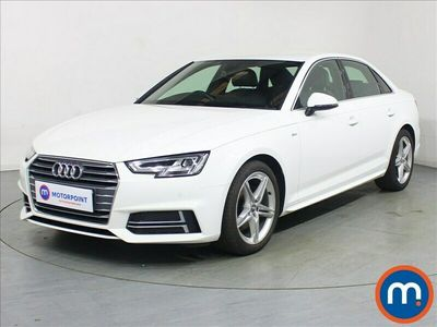 used Audi A4 1.4T FSI S Line 4dr [Leather-Alc]