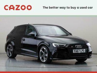 used Audi S3 2L Black Edition TFSI