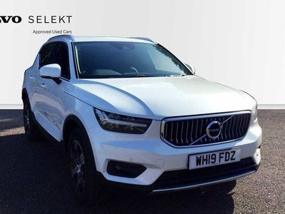 used Volvo XC40 2.0 T4 Inscription 5dr AWD Geartronic