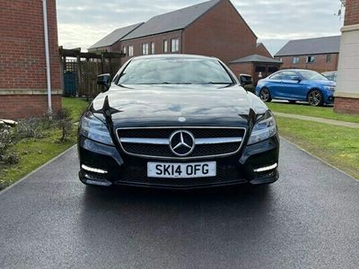 used Mercedes CLS250 CLS CoupeCDI BlueEFFICIENCY AMG Sport 4d Tip Auto