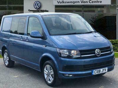 used VW Transporter 2.0 TDI BMT 150 Highline Kombi Van