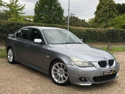 used BMW 530 5 Series 3.0 d Sport 4dr