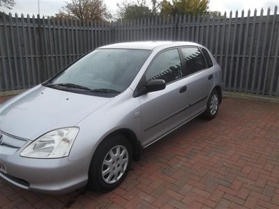 used Honda Civic 1.4i Imagine 5dr