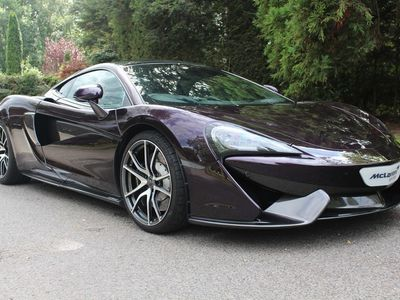 used McLaren 570S V8 2dr SSG Auto