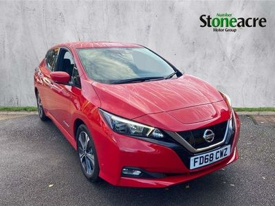 used Nissan Leaf 40kWh N-Connecta Hatchback 5dr Electric Auto (150 ps)
