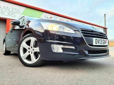 used Peugeot 508 2.2 HDi FAP GT 4dr