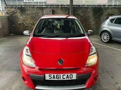 used Renault Clio Hatchback 1.2 16V Dynamique TomTom 5d