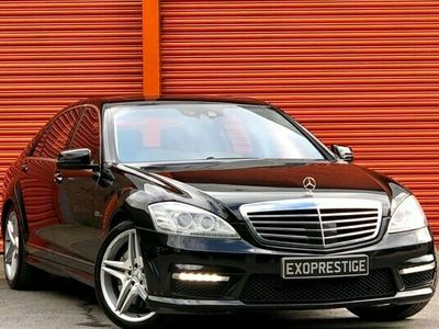 used Mercedes S63L AMG S-Class AMG(2009) 4d Auto