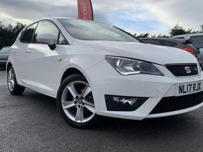 used Seat Ibiza 1.2 Tsi 90 Fr Technology 5Dr