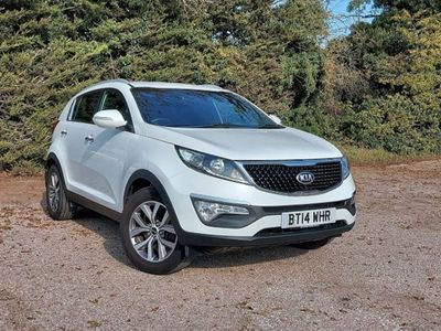 used Kia Sportage 1.6 GDi White Edition