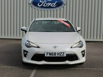 used Toyota GT86 2.0 D-4S Pro 2dr Auto [Nav] *FULL DEALER HISTORY*LOW MILES Coupe 2018